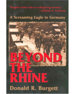 BEYOND THE RHINE A Screaming Eagle in Germany