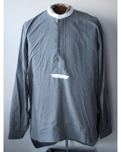 BRITISH WW1 ARMY GREYBACK SHIRT