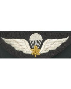 BRITISH/CANADIAN PARATROOPER WINGS BADGE