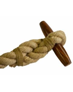 ww2 BRITISH AIRBORNE TOGGLE ROPE