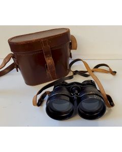 BRITISH WWII HUSUN PILOT A.M. 6E-338 NIGHT USE BINOCULARS