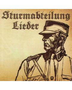 STURMABTEILUNG (GERMAN S.A.) LIEDER CD