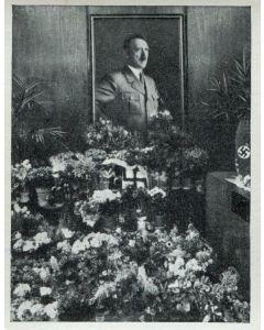 IM DEUTCHEN VERKEHRSBURO IN WIEN VOR DEN ENTCHEIDENDEN MARZTAGEN 1938