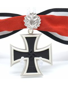 wwii GERMAN KNIGHTS CROSS TO THE IRON CROSS WITH OAK LEAF 3 PIECE CONSTRUCTION