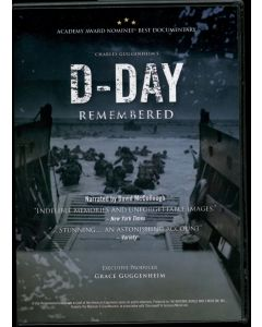 D-DAY REMEMBERED DVD