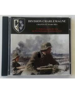 DIVISION CHARLEMAGNE CHANTS ET MARCHES CD