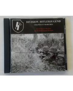 DIVISION HITLERJUGEND CHANTS ET MARCHES CD