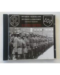 DIVISION NEDERLAND DIVISION LANDSTORM CHANTS ET MARCHES CD