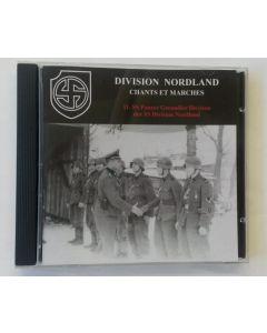 DIVISION NORDLAND CHANTS ET MARCHES CD