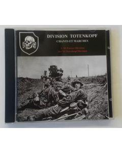 DIVISION TOTENKOPF CHANTS ET MARCHES CD