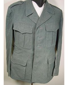 SWISS M1939 UNIFORM FIELD GREEN
