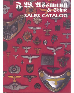 F.W. ASSMANN AND SOHNE SALES CATALOG REPRINT
