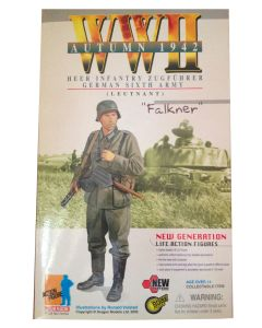 ROLF FALKNER GERMAN WWII DRAGON ACTION FIGURE FALLSCHIRMJAGER