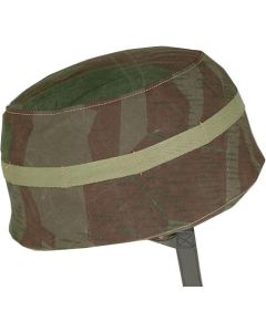 FJ SPLINTER PATTERN HELMET COVER WWII GERMAN PARATROOPER