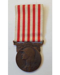 FRENCH GRANDE GUERRE MEDAL 1914-1918