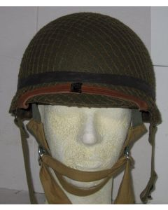M1 FRENCH HELMET - INDOCHINA WAR