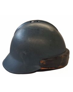 FRENCH MODEL 1945 JEANNE D'ARC COMBAT HELMET AIRFORCE
