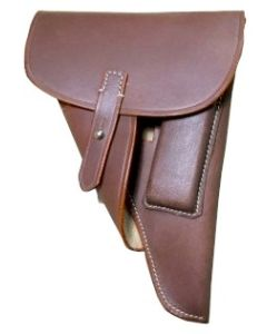 GERMAN P38 SOFT SHELL BROWN HOLSTER ww2