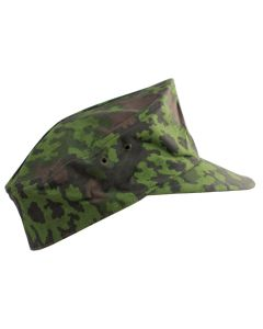 GERMAN SS OAKLEAF CAMO FIELD CAP - SIZE SMALL