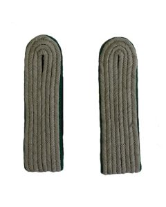 GERMAN SS JUNIOR OFFICER SHOULDER BOARDS PANZERGRENADIERS INFANTRY