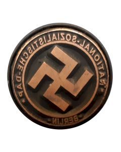 GERMAN WWII NATIONAL SOCIALIST INK STAMP