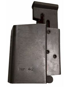 GERMAN M40 MAGAZINE LOADER MARKED FXO ww2