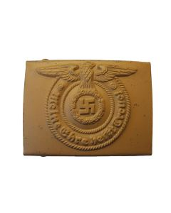 GERMAN TAN DAK SS BELT BUCKLE