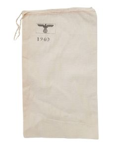GERMAN HEER / ARMY PERSONAL STAMPED BAG