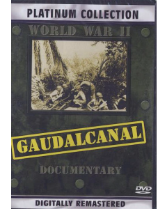 WW11 GAUDALCANAL DOCUMENTARY