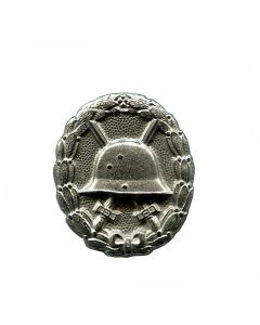 GERMAN 1914 WOUND BADGE - SILVER