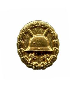 GERMAN 1914 WOUND BADGE -GOLD