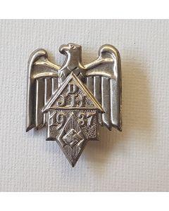 GERMAN 1937 DJH YOUTH HOSTEL ASSOCIATION TINNIE