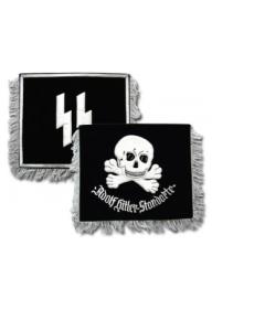 GERMAN 1ST SS STANDARTE LAH TRUMPET BUNNER
