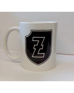 GERMAN 4th SS  PANZER GRENADIER DIVISION POLIZEI COFFEE CUP
