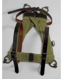GERMAN A FRAME ASSAULT PACK GEFECHTSGEPACK (Light Green)