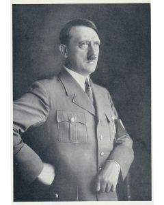 GERMAN ADOLF HITLER PORTRAIT