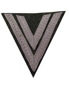 GERMAN ARMY OBERGEFREITER SENIOR CORPORAL RANK CHEVRON