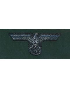 GERMAN ARMY OFFICER CAP EAGLE BEVO