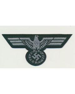 GERMAN BEVO CAP EAGLE ARMY ENLISTED MAN WW11
