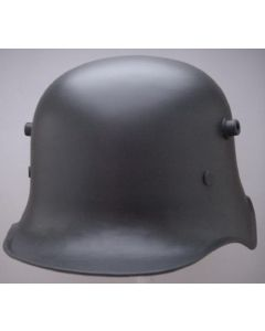 GERMAN CUTOUT HELMET M1918