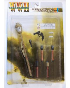 GERMAN DRAGON ACTION FIGURES ANTI-TANK WEAPON SET A