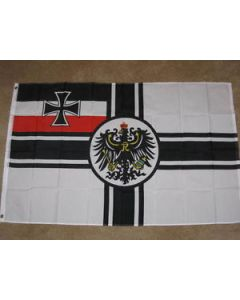 GERMAN EMPIRE WAR ENSIGN FLAG