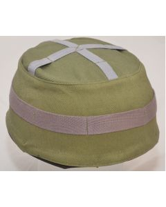 GERMAN FJ PARATROOPER M38 GREEN HELMET COVER