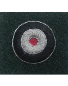 GERMAN HEER (ARMY) CAP COCKADE