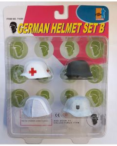 german toy helmet ww2 set toy