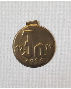 "GERMAN HITLER ELECTION 1933 ""JA ""TINNIE"