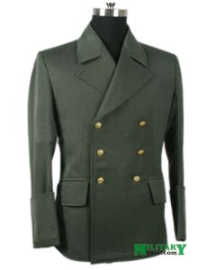 GERMAN HITLER FIELD GREEN OFFICER GABARDINE JACKET