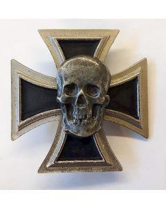 GERMAN IMPERIAL TRENCH WARFARE COMMEMORATIVE BADGE