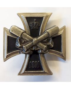 GERMAN IMPERIAL WAR ON THE WESTERN FRONT COMMEMORATIVE BADGE