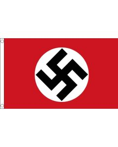 GERMAN LARGE PARTY FLAG